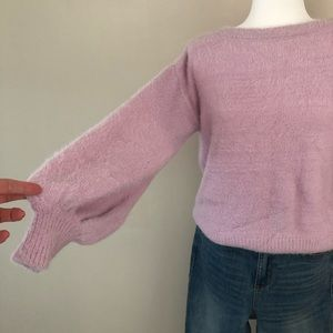 2 👚15$ | Soft feel fuzzy sweater | Forever 21